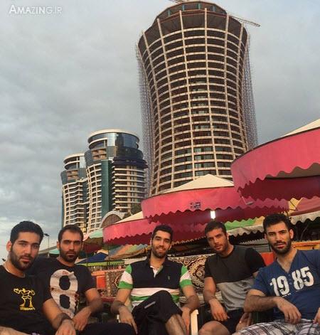 محمد موسوی ,عکس محمد موسوی , اینستاگرام محمد موسوی , عکس خفن محمد موسوی