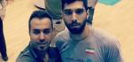 سری دوم عکس های جدید سید محمد موسوی والیبالیست
