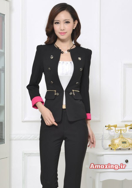 کت و دامن شیک, کت و دامن مجلسی کره ایی, مدل کت و دامن 94