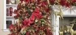 عکس ها و مدل های زیبا از تزیین درخت کریسمس ۲۰۱۷