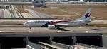 کشف ۱۲۲ قطعه از هواپیمای گم شده مالزیایی بوئینگ ۷۷۷