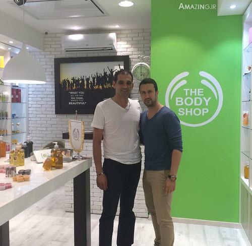 فروشگاه سنجاق شاهرخ استخری