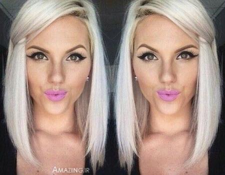 مدل مو 94 , hair style 2015 ,رنگ مو , مدل مو کوتاه 94