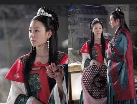سریال دختر امپراطور , عکس بازیگران سریال دختر امپراطور , عکس پشت صحنه سریال دختر امپراطور
