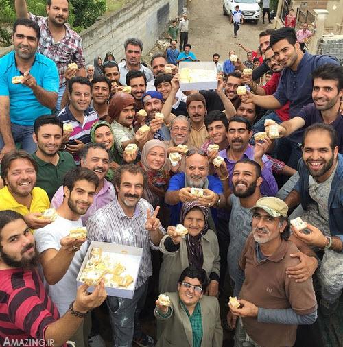 محسن تنابنده , ماه رمضان , شیرینی , توافق هسته ای , روزه داری