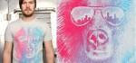 ایده های جدید برای طراحی تیشرت+مدل تیشرت پسرانه ۲۰۱۴