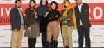 عکس های بازیگران زن ایرانی در رم با پوششی متفاوت