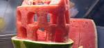 مدل های زیبا از تزیین هندوانه ویژه شب یلدا + عکس ها