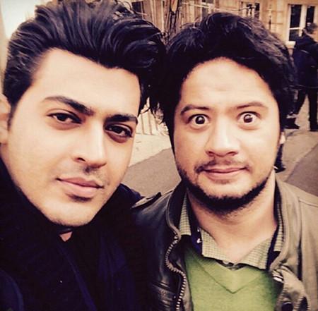 علی صادقی , عکس علی صادقی , عکس اینستاگرام علی صادقی