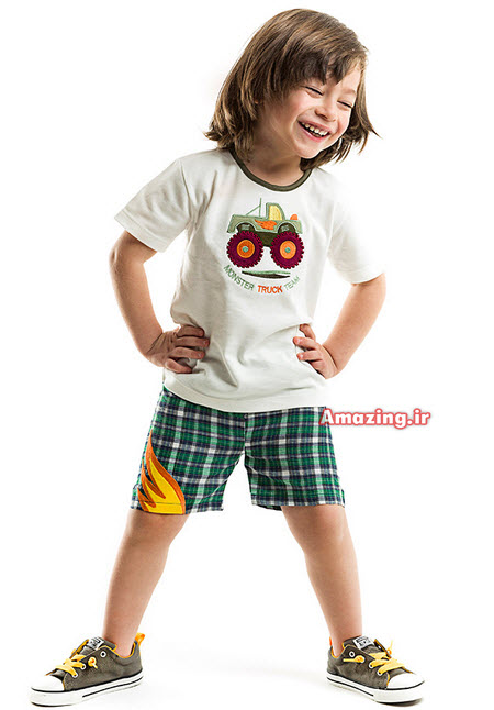 لباس بچه گانه , لباس راحتی کودک , لباس بچه گانه دخترانه