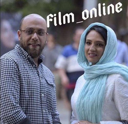 گلاره عباسی و همسرش ,اینستاگرام گلاره عباسی