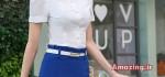 مدل شیک بلوز دامن مجلسی زنانه و دخترانه کره ای و ترک