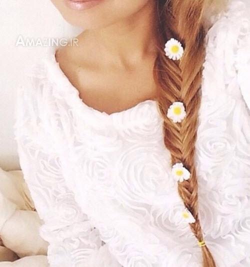 مدل مو , مدل مو زنانه , بافت مو , شینیون مو , موی دخترانه , مدل مو بلند , مدل مو عروس , مدل مو جدید