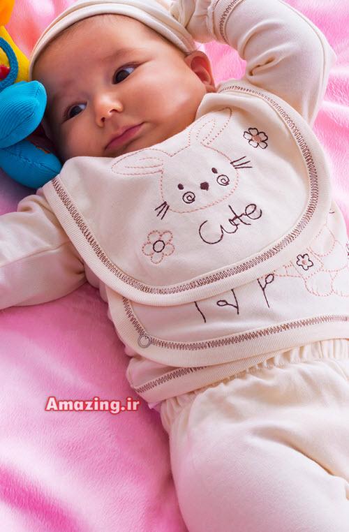 مدل لباس نوزاد 95 , مدل لباس نوزاد , مدل لباس نوزادی 2016