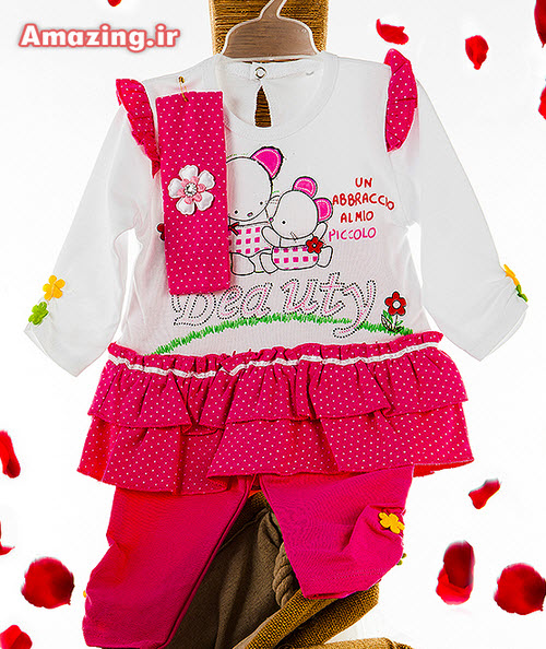 لباس نوزادی , لباس نوزادی دخترانه , مدل لباس نوزادی پسرانه