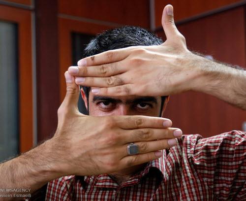 محمود کریمی ,محمود کریمی خندوانه ,عکس محمود کریمی گزارشگر خندوانه , مصاحبه محمود کریمی, بیوگرافی محمود کریمی