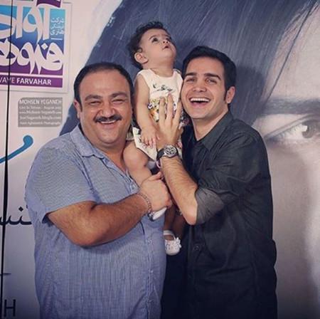 عکس جدید و زیبای مهران غفوریان بازیگر معروف مرد ایرانی در فیسبوک و اینستاگرام