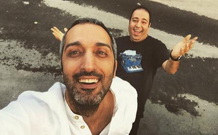 عکس جدید و دیدنی اوجی بازیگر و تهیه کننده معروف ایرانی در اینستاگرام و فیسبوک
