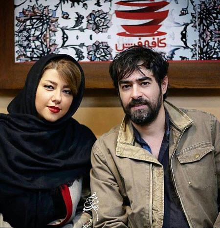 شهاب حسینی , عکس شهاب حسینی , اینستاگرام شهاب حسینی , شهاب حسینی و همسرش