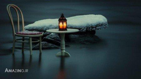 متن عاشقانه برفی ,عکس عاشقانه بارانی ,تصویر عاشقانه روز برفی ,عکس عاشقانه روزای برفی