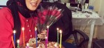 عکس هایی جالب از جشن تولد ۳۴ سالگی لیلا بلوکات