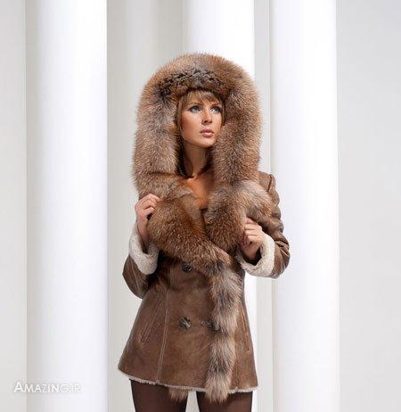 مدل پالتو زنانه , مدل کاپشن زنانه, مدل پالتو خزدار , مدل پالتو 95, مدل پالتو دخترانه 2016