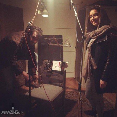 ترانه علیدوستی,شهاب حسینی,اینستاگرام ترانه علیدوستی