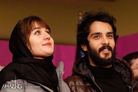 گلوریا هاردی,ساعد سهیلی,عکس گلوریا هاردی و همسرش