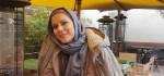 سحر دولتشاهی با تیپ جدید در تورنتو برای اجرای تئاتر دکلره