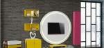 مدل طراحی دیوار پشت تلویزیون – دیوار پشت LCD & LED