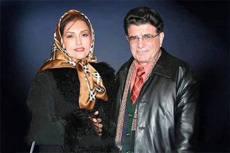 همسر دوم محمدرضا شجریان,زن دوم محمدرضا شجریان,عکس همسر دوم محمدرضا شجریان