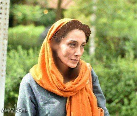 هدیه تهرانی,عکس های جدید هدیه تهرانی,عکس جدید هدیه تهرانی,هدیه تهرانی در اکران فیلم پات
