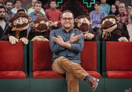 عروسک های خندوانه , 4 عروسک برنامه خندوانه
