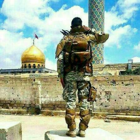 عکس پروفایل سربازی , پروفایل سرباز تنها غمگین