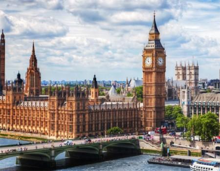 جاذبه های کشور انگلستان