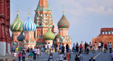 راهنمای سفر به روسیه و تور شانگهای