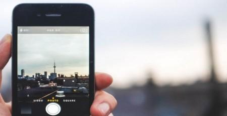 عکاسی از شهر و ساختمان ها با موبایل