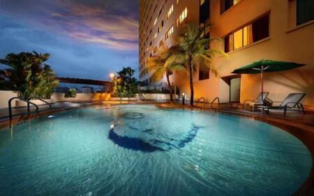 هتل های استخردار مالزی